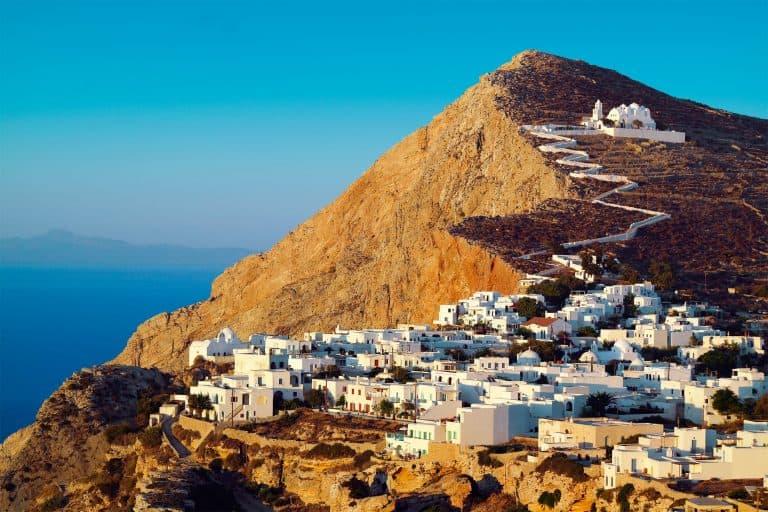 Αποδράστε από τα πλήθη: τα λιγότερο κατοικημένα νησιά της Ελλάδας