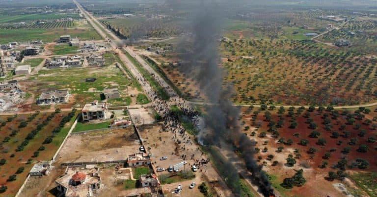 Τούρκοι στρατιώτες σκοτώθηκαν σε έκρηξη στο Idlib της Συρίας