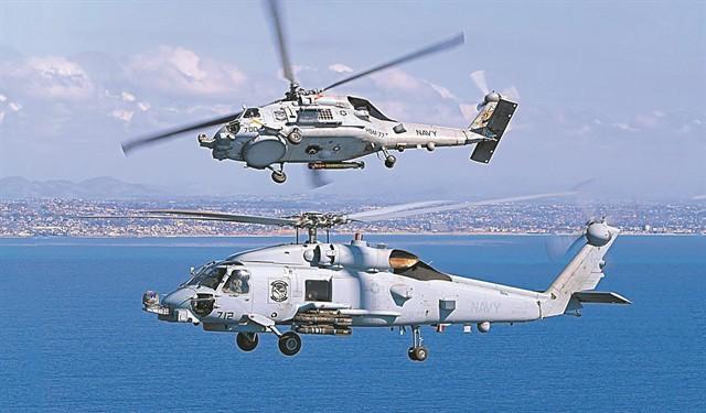 Εξοπλιστικά : Αγοράζουμε ελικόπτερα, αναβαθμίζουμε φρεγάτες