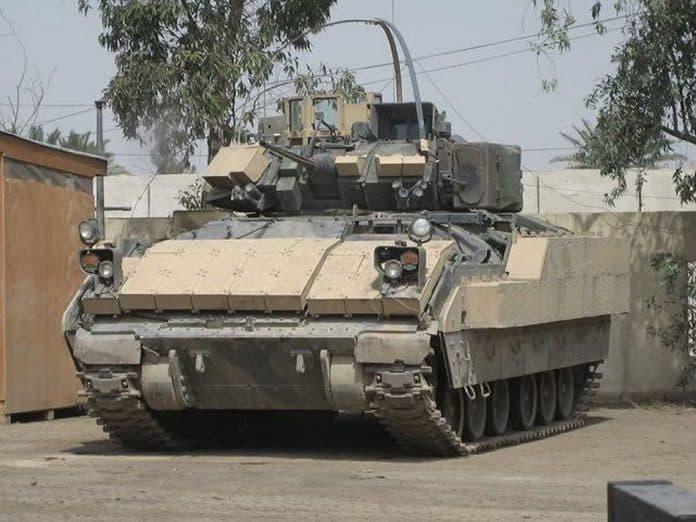 Bradley M2A2