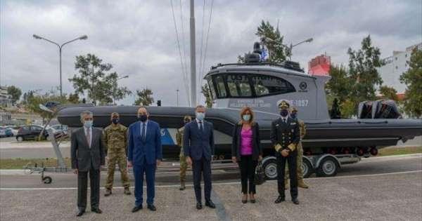 Το τέταρτο νέο περιπολικό σκάφος του Λιμενικού στη Σάμο
